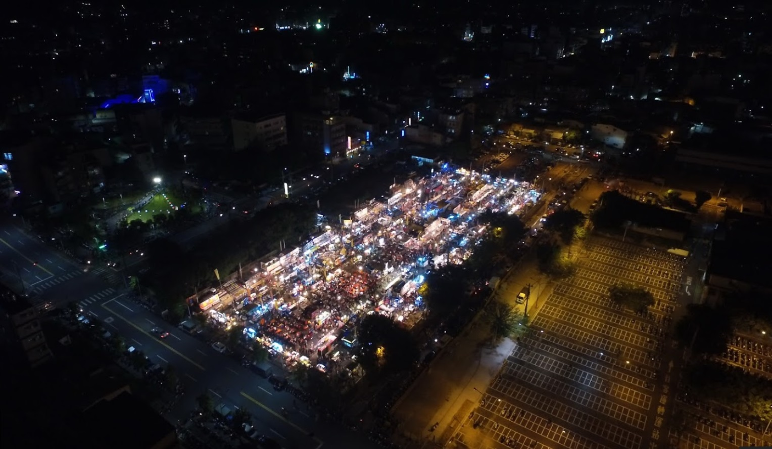 新竹市後站観光夜市