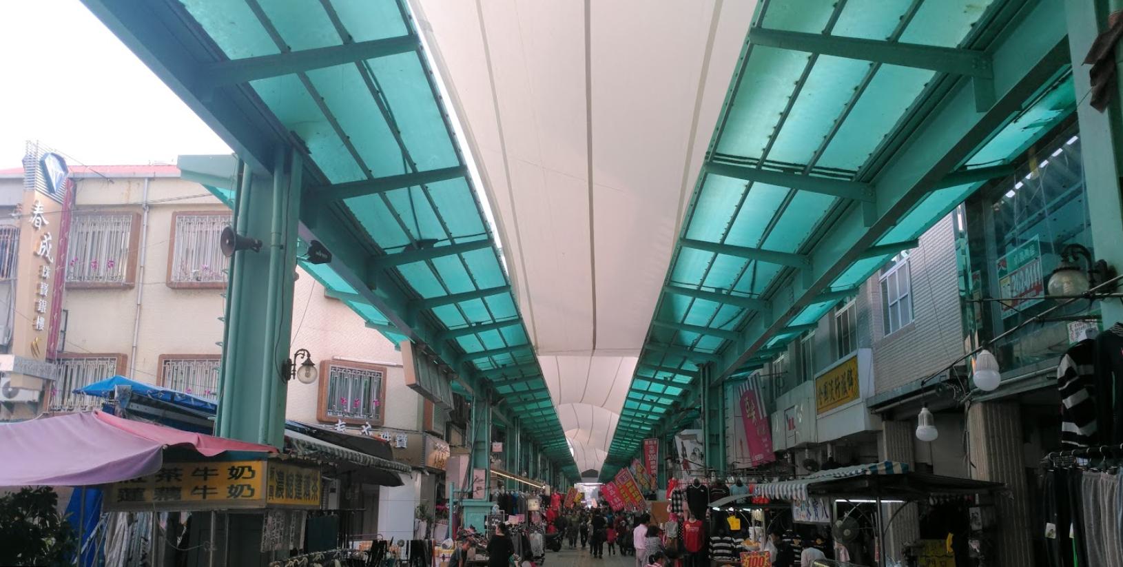 南華観光購物街