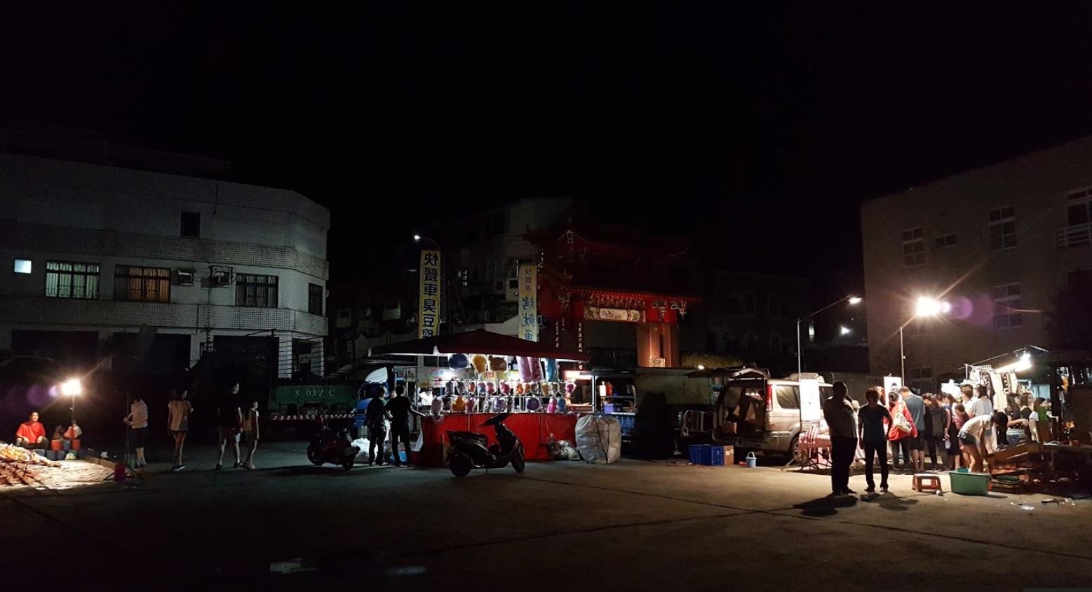 大湖夜市廣場